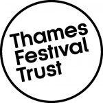 Thames Festival Trust black version logo SMALLER